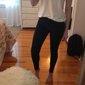 GAP Dark Wash Legging Jean